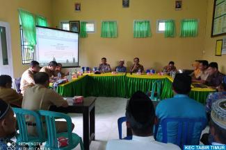 Pemilihan Pengurus Lembaga Adat Melayu (LAM) Kecamatan...
