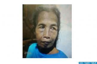 Warga Tabir Timur Gempar, Nenek 65 Tahun Hilang Miterius