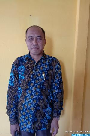 Kepala Desa Sungai Bulian NGATIJAN