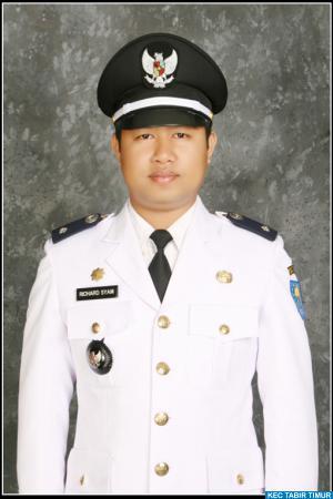 Kepala Desa Bukit Subur AGUNG SUTOTO