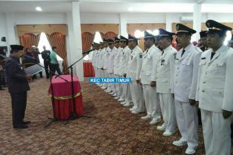Sebanyak 28 Pejabat yang Dilantik Bupati Al Haris