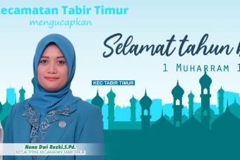 Selamat tahun baru Islam 1 Muharram 1442 H