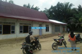 Rehap Posyandu Jalan Parkit Tahap I Desa Sungai Bulian