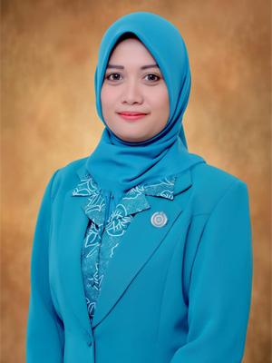 Nona Dwi Rezki.S.Pd - Ketua TP-PKK Kecamatan Tabir Timur