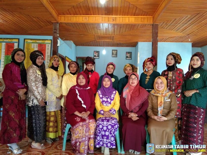 Lomba UP2K Desa Bukit Subur