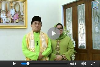 Ucapan Ramadhan 1440H dari Gubernur Jambi